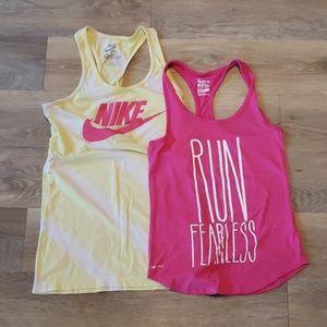 Nike Run Tank Bundle